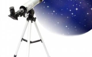 10 лучших телескопов — Рейтинг 2020