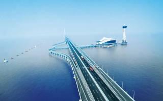 10 самых длинных мостов в мире