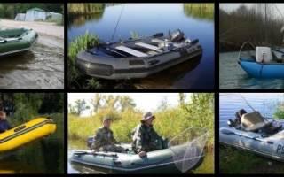 Как выбрать лодку для рыбалки.ru