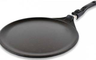 Какая сковорода для блинов лучше: чугунная, алюминиевая или керамическая.ru