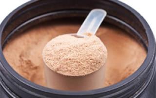 Сравниваем изолят и сывороточный протеин