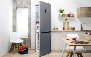 4 лучших холодильника Indesit — Рейтинг 2020