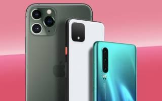 17 лучших камерофонов — Рейтинг 2020