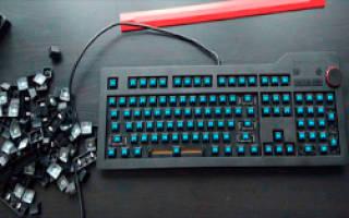 Сравниваем механическую клавиатуру и мембранную