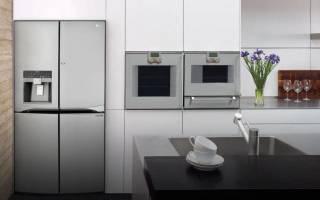 6 лучших холодильников LG — Рейтинг 2020