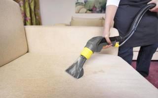 7 лучших средств для чистки мягкой мебели — Рейтинг 2020