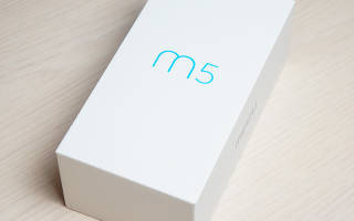 Обзор Смартфон Meizu M5 32GB — отзывы, характеристики, фото