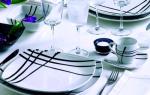 6 лучших производителей столовых сервизов — Рейтинг 2020