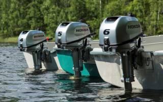 5 лучших лодочных моторов Тохатсу — Рейтинг 2020