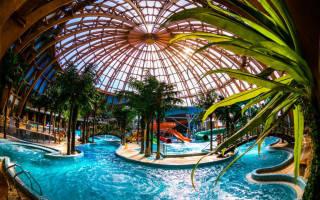10 лучших аквапарков мира для семейного отдыха — Рейтинг 2020