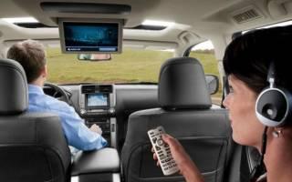 5 лучших автомобильных телевизоров — Рейтинг 2020