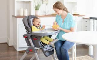 Как выбрать стульчик для кормления — мнение экспертов.ru