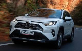 11 лучших масел для Toyota RAV4 — Рейтинг 2020