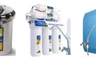 12 лучших фильтров для очистки воды — Рейтинг 2020