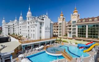 20 лучших отелей Сиде — Рейтинг 2020