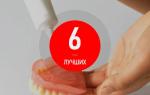 7 лучших кремов для зубных протезов — Рейтинг 2020