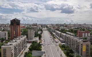 10 самых длинных улиц России