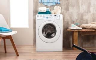 5 лучших стиральных машин Indesit — Рейтинг 2020