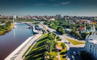 10 самых быстрорастущих городов России