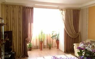 Как правильно выбрать шторы на окна в спальню, зал, гостиную и кухню.ru