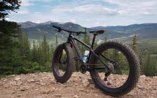 Как выбрать колеса для велосипеда .ru