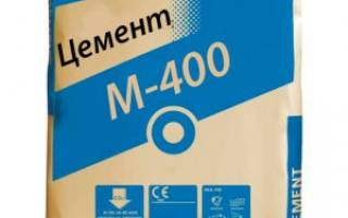 Сравниваем марки цемента М-400 и М-500