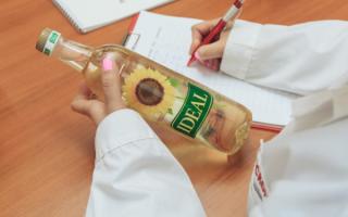 12 лучших производителей подсолнечного масла — Рейтинг 2020