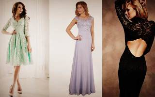 Как выбрать вечернее платье?.ru