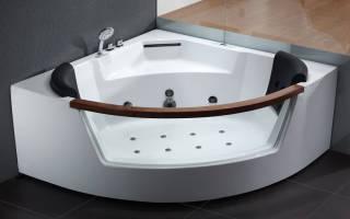 11 лучших угловых ванн — Рейтинг 2020