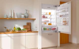9 лучших встраиваемых холодильников по отзывам пользователей — Рейтинг 2020
