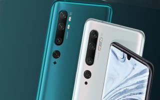 5 лучших смартфонов Xiaomi — Рейтинг 2020