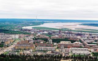 10 самых холодных городов России