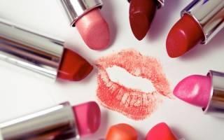 Как выбрать помаду для губ: делаем губы привлекательными.ru