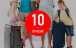 Как выбрать чемодан на колёсах для путешествий + рейтинг лучших фирм