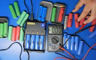 9 лучших аккумуляторов 18650 — Рейтинг 2020