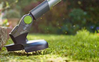 Как выбрать триммер для травы: бензиновый и электрический .ru