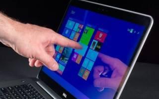 7 лучших ноутбуков с сенсорным экраном — Рейтинг 2020