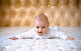 Как выбрать матрас в детскую кроватку.ru