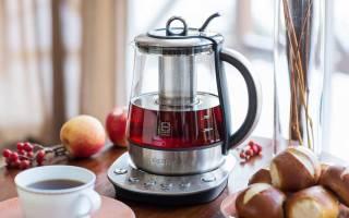 13 лучших стеклянных чайников — Рейтинг 2020
