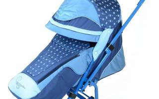 9 лучших санок-колясок для детей по отзывам покупателей — Рейтинг 2020