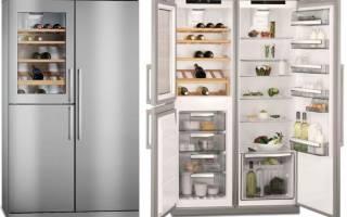 6 лучших холодильников AEG — Рейтинг 2020