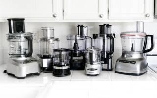7 лучших кухонных комбайнов Bosch — Рейтинг 2020