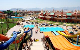 10 лучших аквапарков Египта — Рейтинг 2020