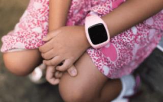 5 лучших детских часов с GPS — Рейтинг 2020