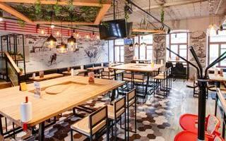 12 лучших бургерных Москвы — Рейтинг 2020