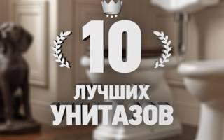 10 лучших унитазов Roca — Рейтинг 2020
