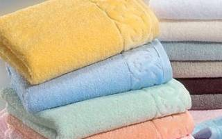 5 лучших производителей банных полотенец — Рейтинг 2020