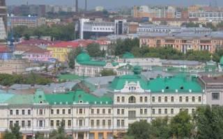 12 лучших достопримечательностей Омска — Рейтинг 2020