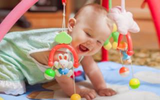 9 лучших развивающих ковриков для детей — Рейтинг 2020