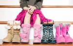 Как выбрать для ребенка зимнюю обувь?.ru